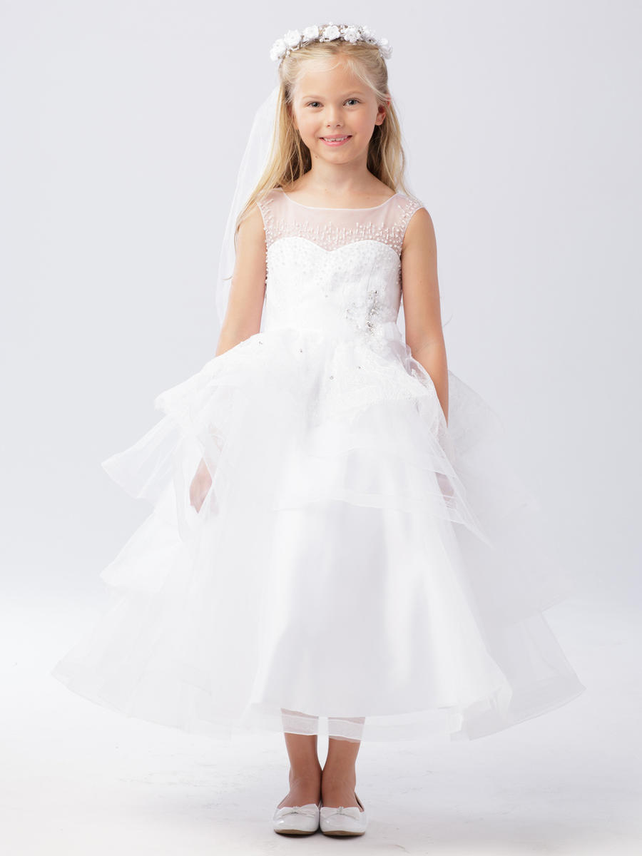 7f08742da9c Flower Girl Dress by Tip-Top Blossoms Bridal   Formal Dress Store