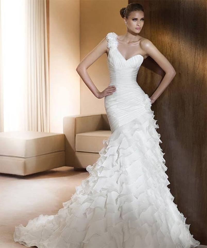 PRONOVIAS IN STOCK SALE DRESSES Blossoms Bridal & Formal Dress Store