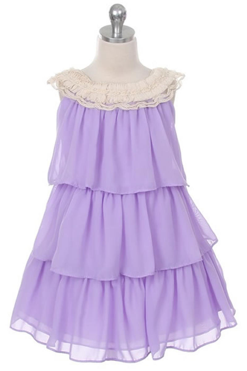 My Best Kids Flower Girl Dress