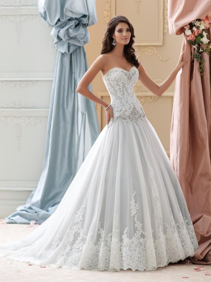 a6146504bdc David Tutera In Stock Sale Dresses Blossoms Bridal   Formal Dress Store