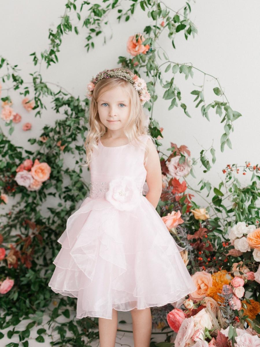 Tip Top Flower Girl Dress