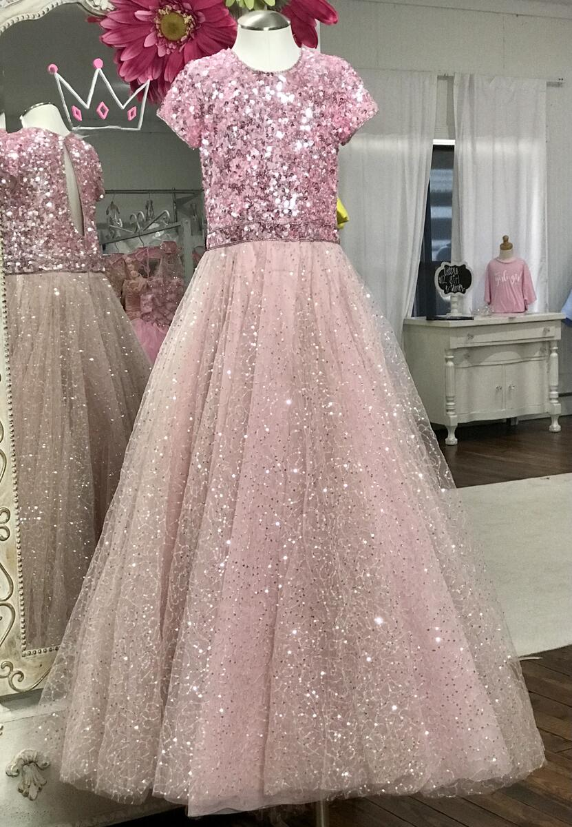 Sherri Hill Little Girl K53291