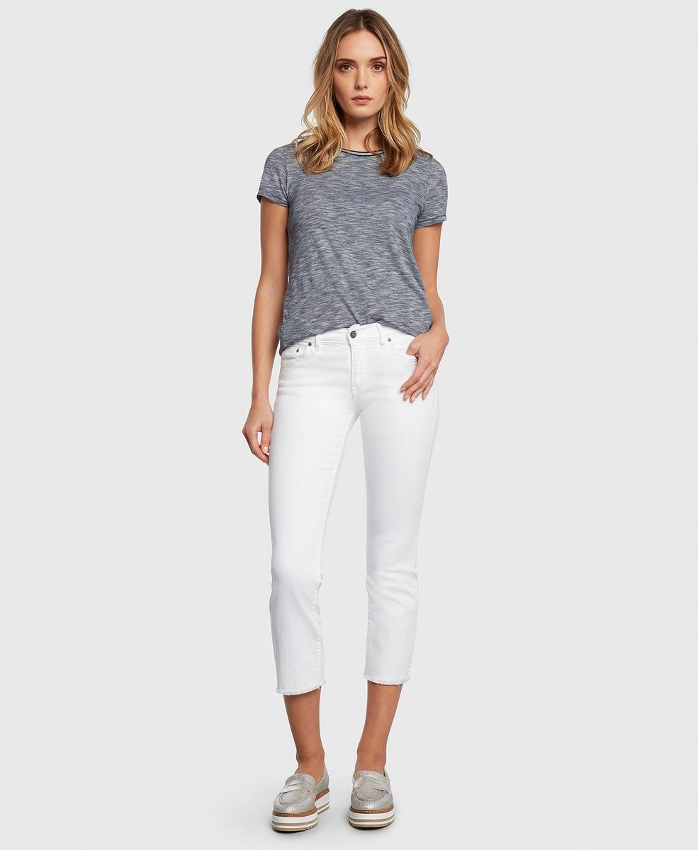 Principle Denim OPTIMIST MID-RISE CROP