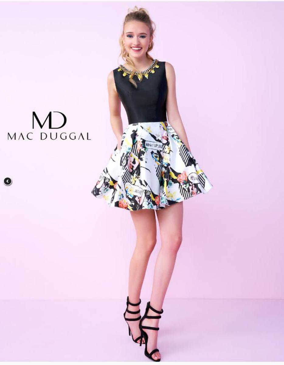 MAC DUGGAL COCKTAIL 30483N
