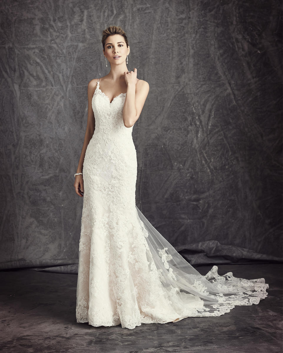 Ella Rosa Bridal BE295