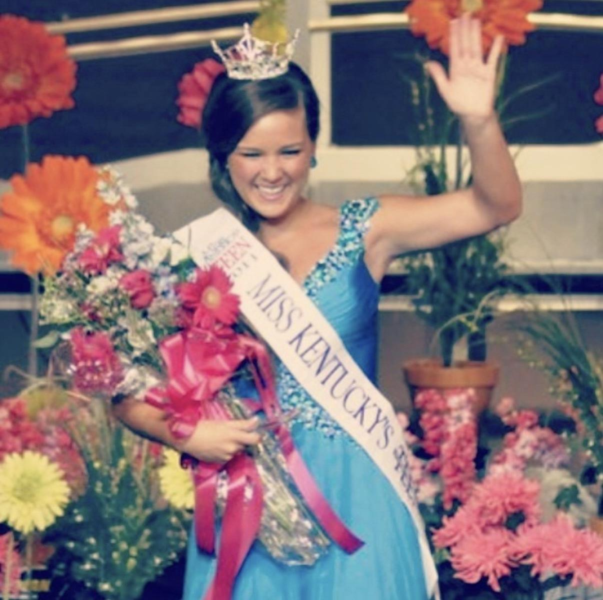 Miss Kentucky's Outstanding Teen 2011