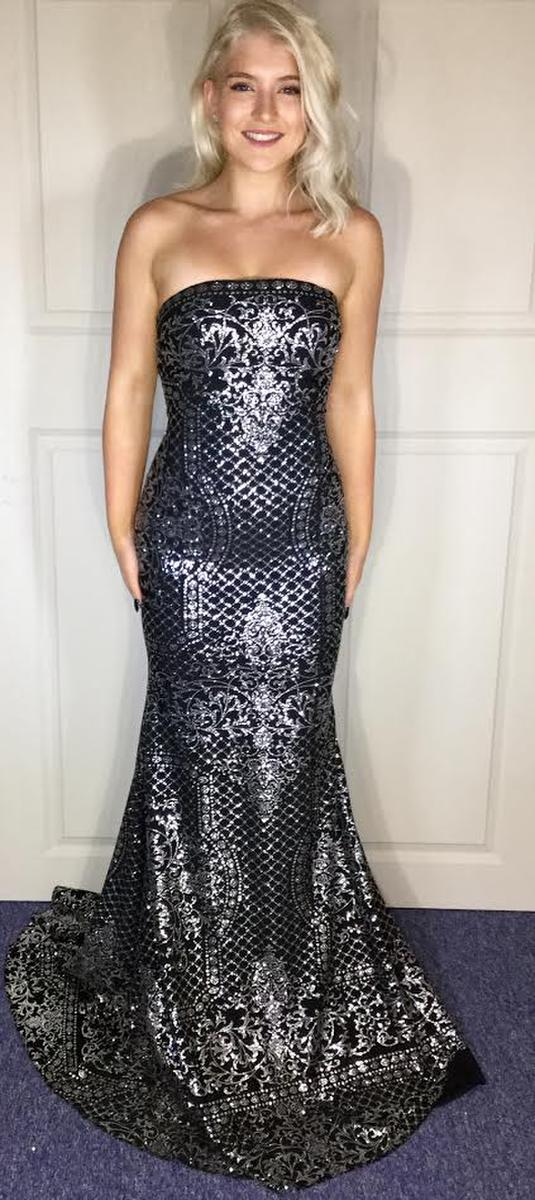 Glitterati Jovani Exclusive Dress