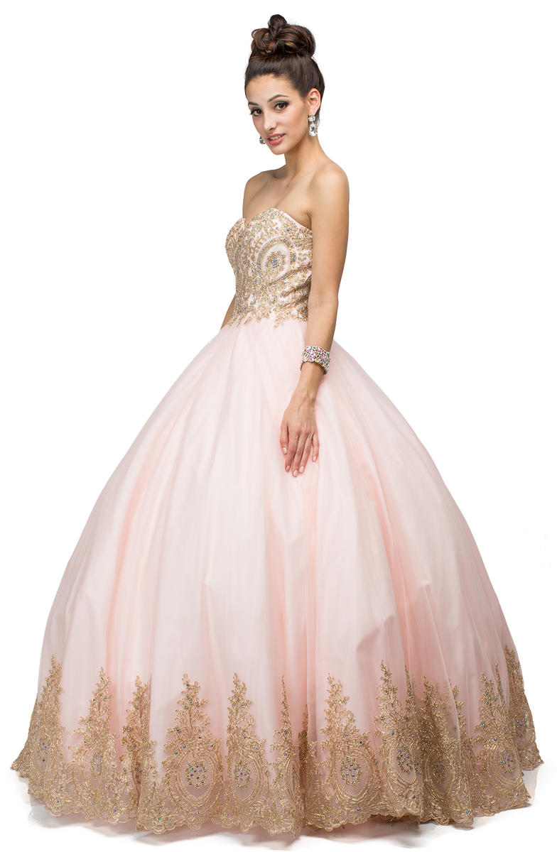 Dancing Queen - Embellished Tulle Ball Gown