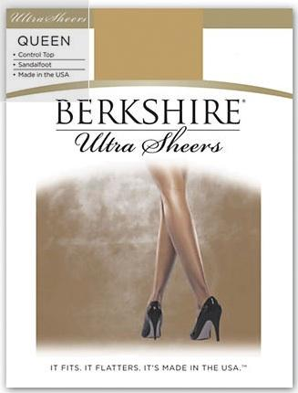 MAYER  BERKSHIRE HOSE - ULTRA SHEERS     IVORY DC