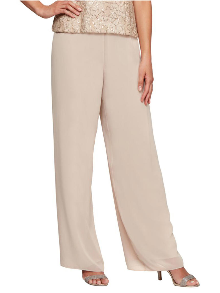 ALEX APPAREL GROUP INC - Chiffon Pant