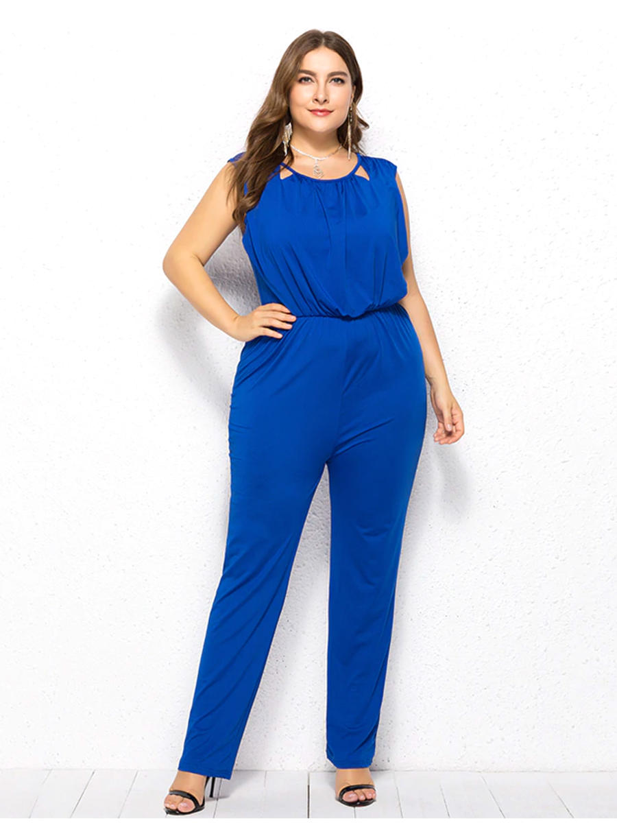 AliExpress - Backless Long Pants Jumpsuit JUMPSUIT