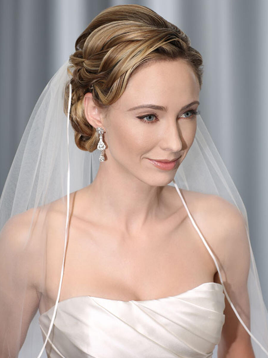 BELAIRE BRIDAL - One Tier Elbow 1/8