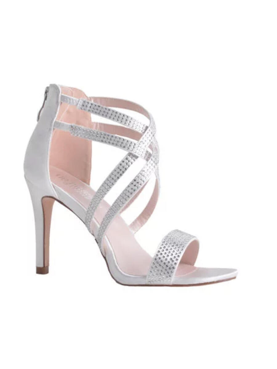 BLOSSOM FOOTWEAR, INC - High Heel Rhinestone Strappy Shoe