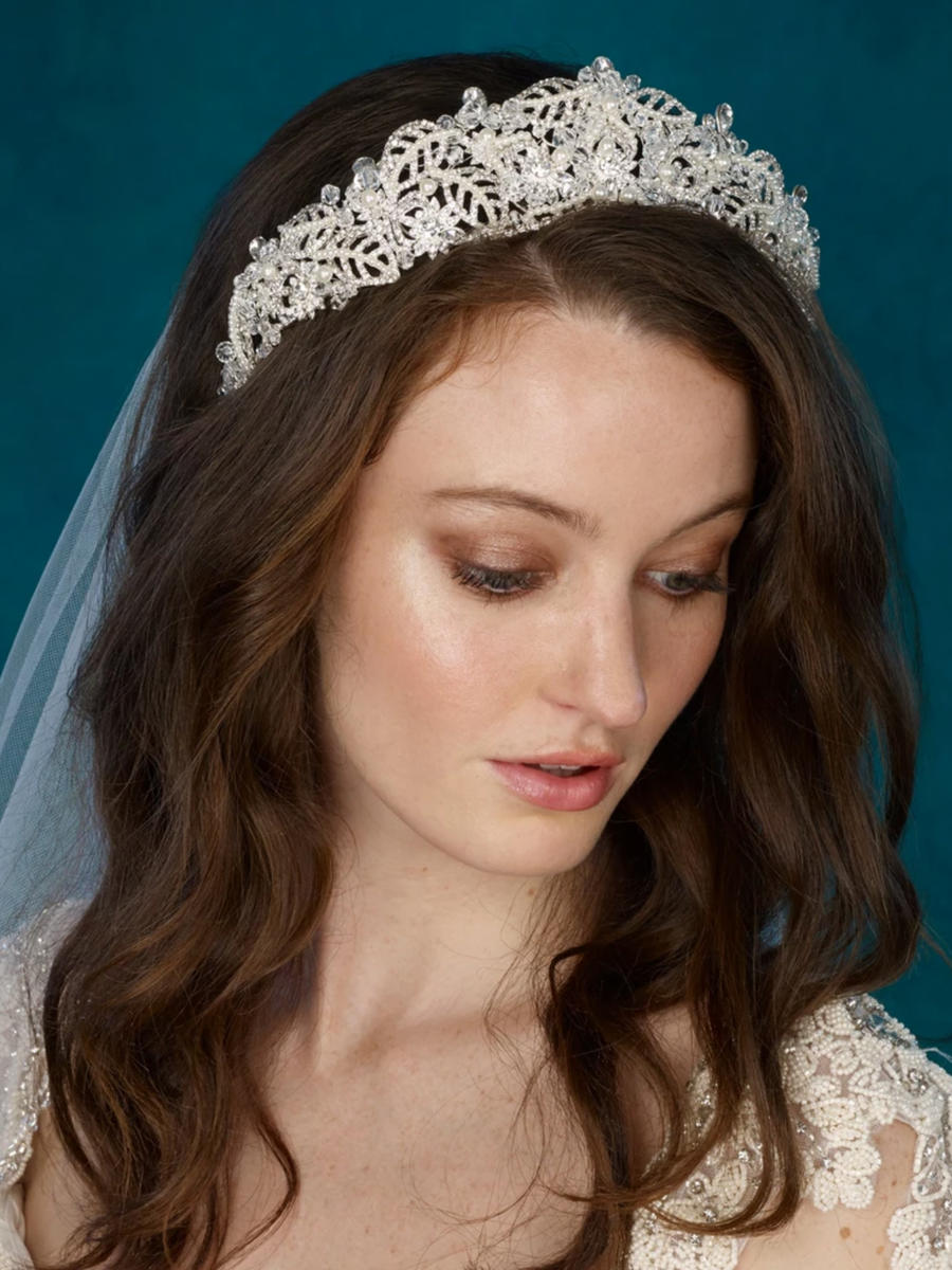 THE BRIDAL VEIL CO - Rhinestone
