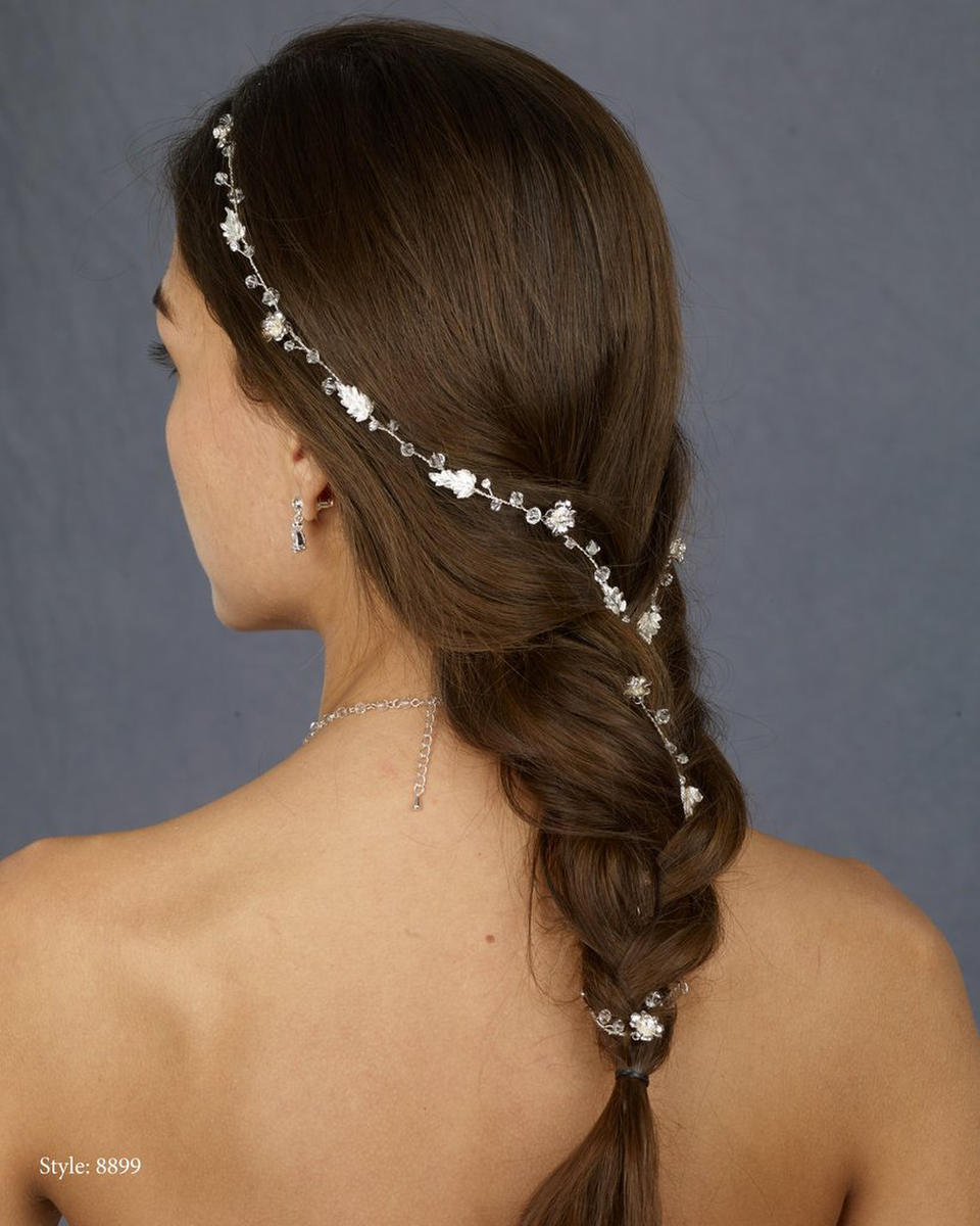 THE BRIDAL VEIL CO - BRIDALHEADPIECE