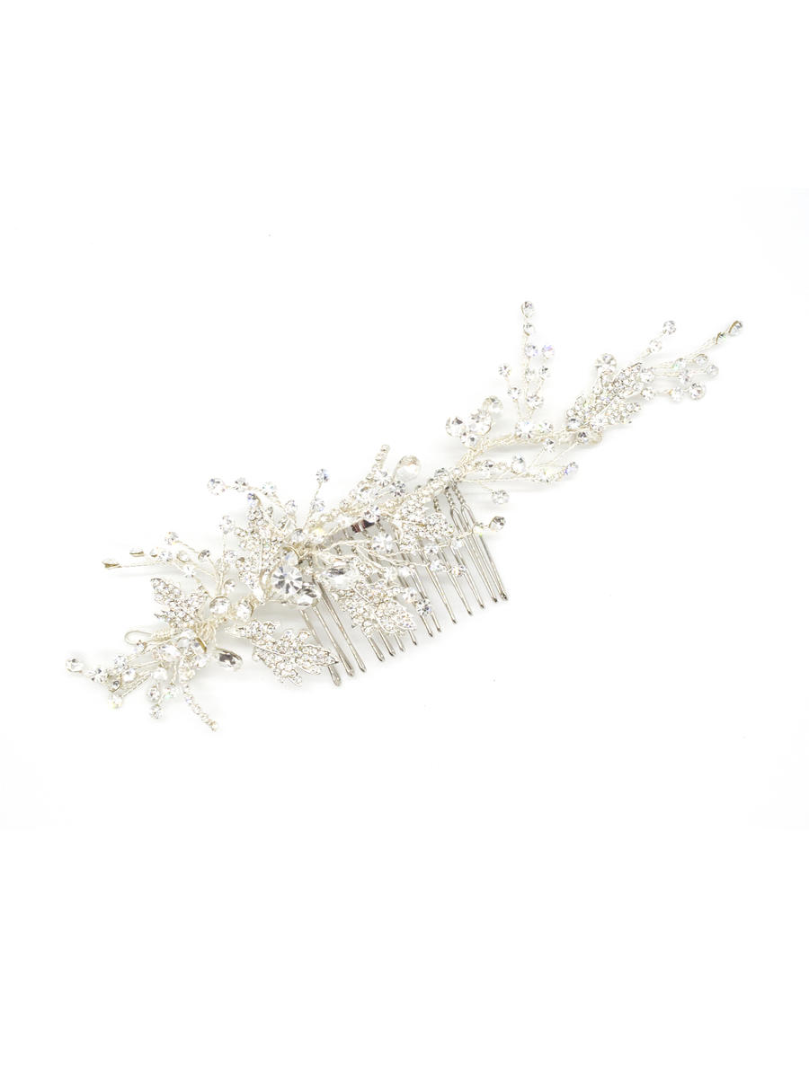 DS BRIDAL    DAE SUNG . - Hair Comb with Rhinestones