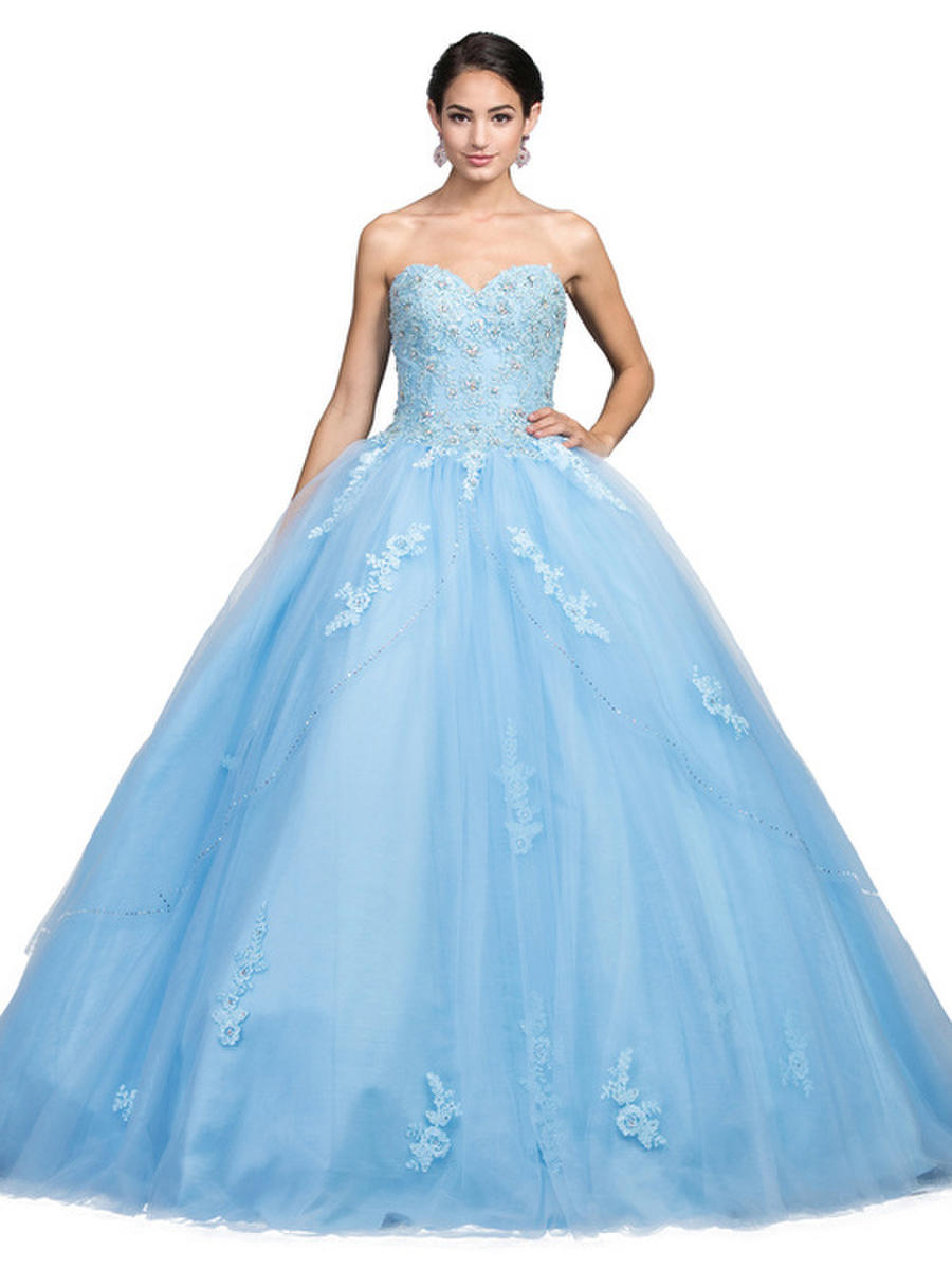 Dancing Queen - Quinceanera/Sweet 16