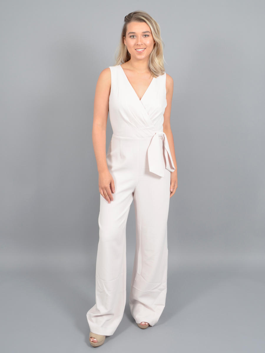 ELIZA J LIMITED - Wrapped Waist Jumpsuit