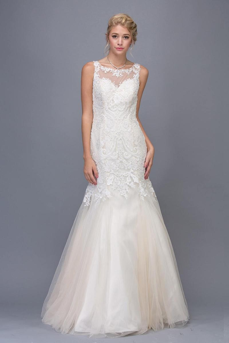 Fashion Eureka - BEADED BRIDAL GOWN