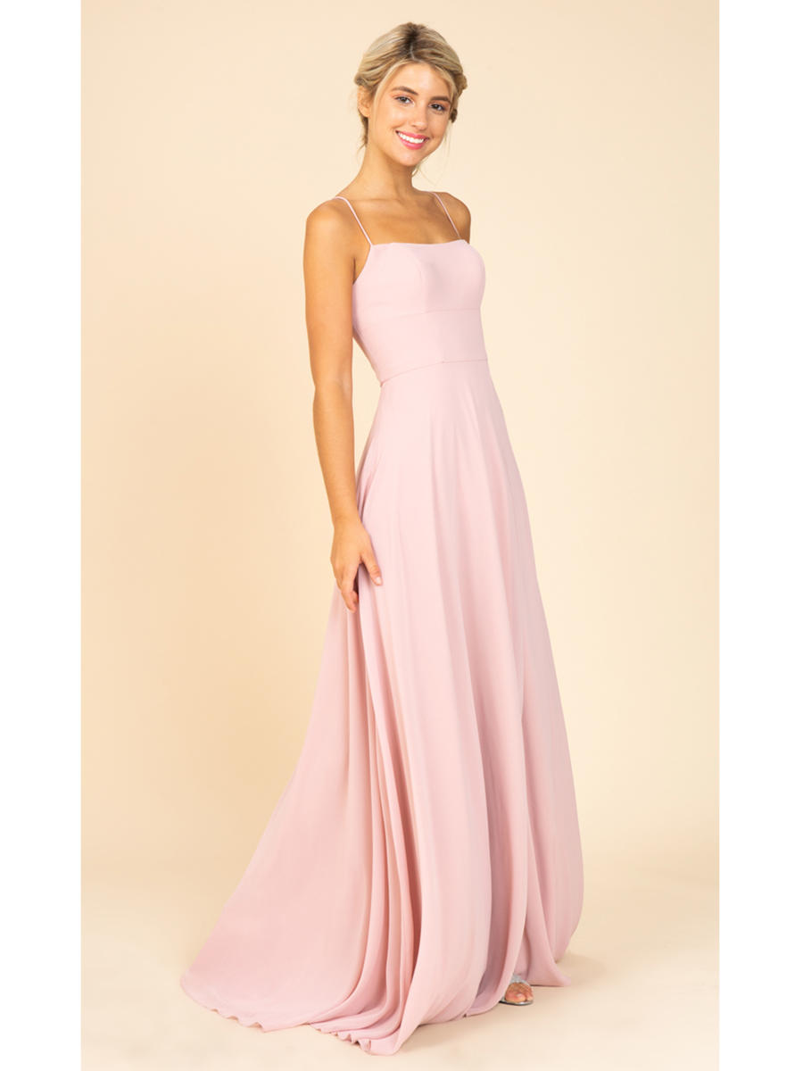 Fashion Eureka - Chiffon Wrap Gown-Shawl