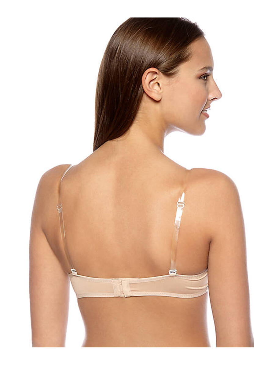 FASHION FORMS - Full Figure Invisible Bra Straps