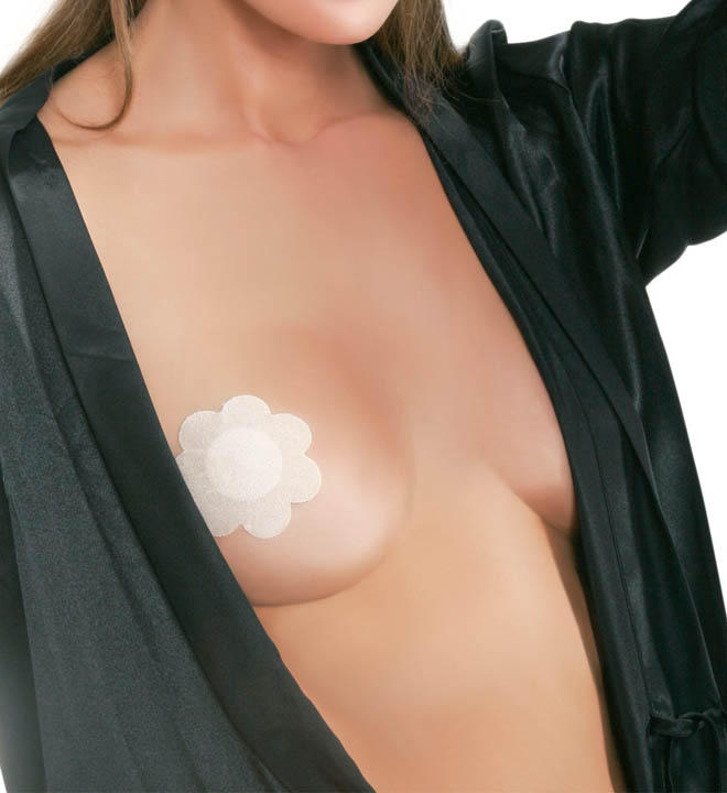 FASHION FORMS - 5/09        Breast petals nude