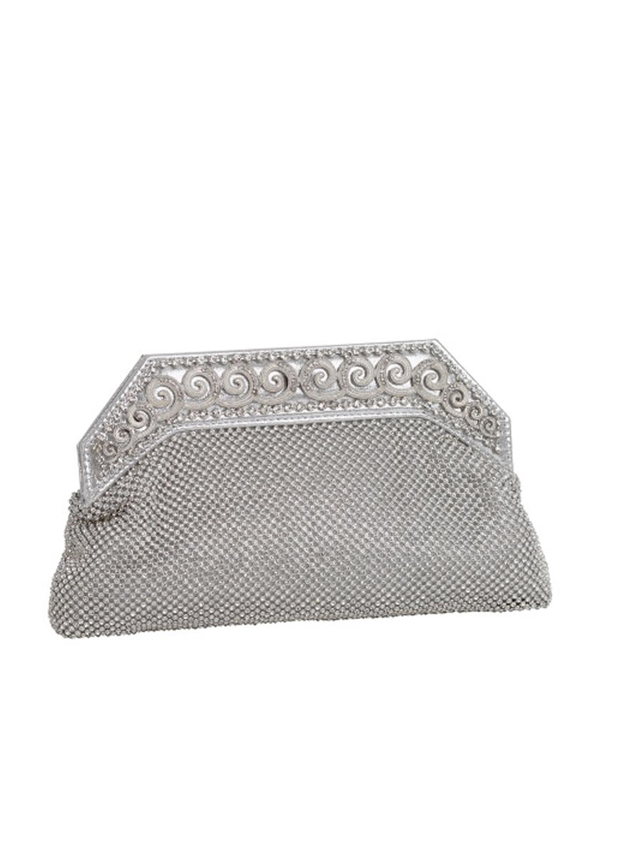 FURMIR INC            NOW 12%  4/19/12 - Rhinestone Mesh Evening Bag