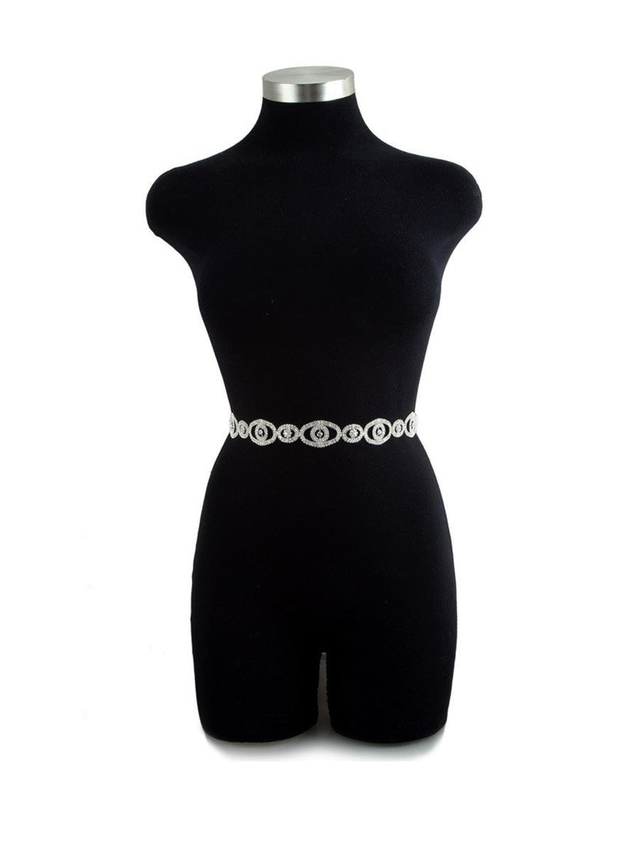 I.cco Accessories - Rhinestone Wedding Belt