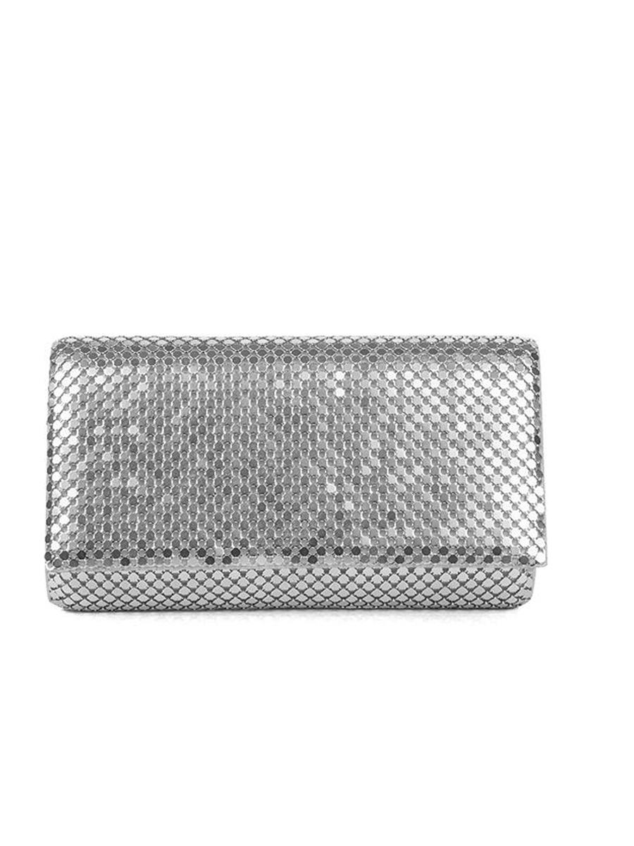 MUNDI Westport / Jessica McClintick - Mesh Evening Bag