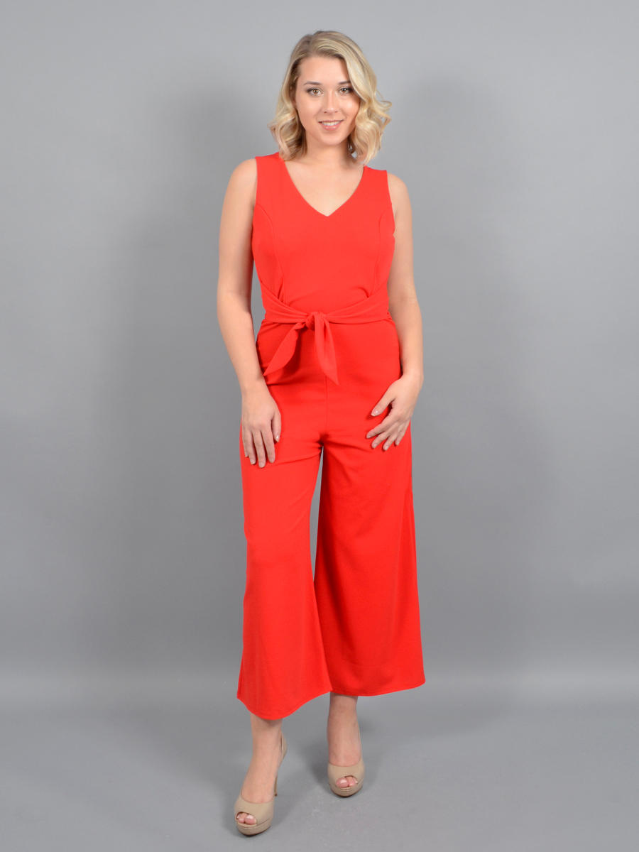 JBLA INC - Wrap Waist Jumpsuit