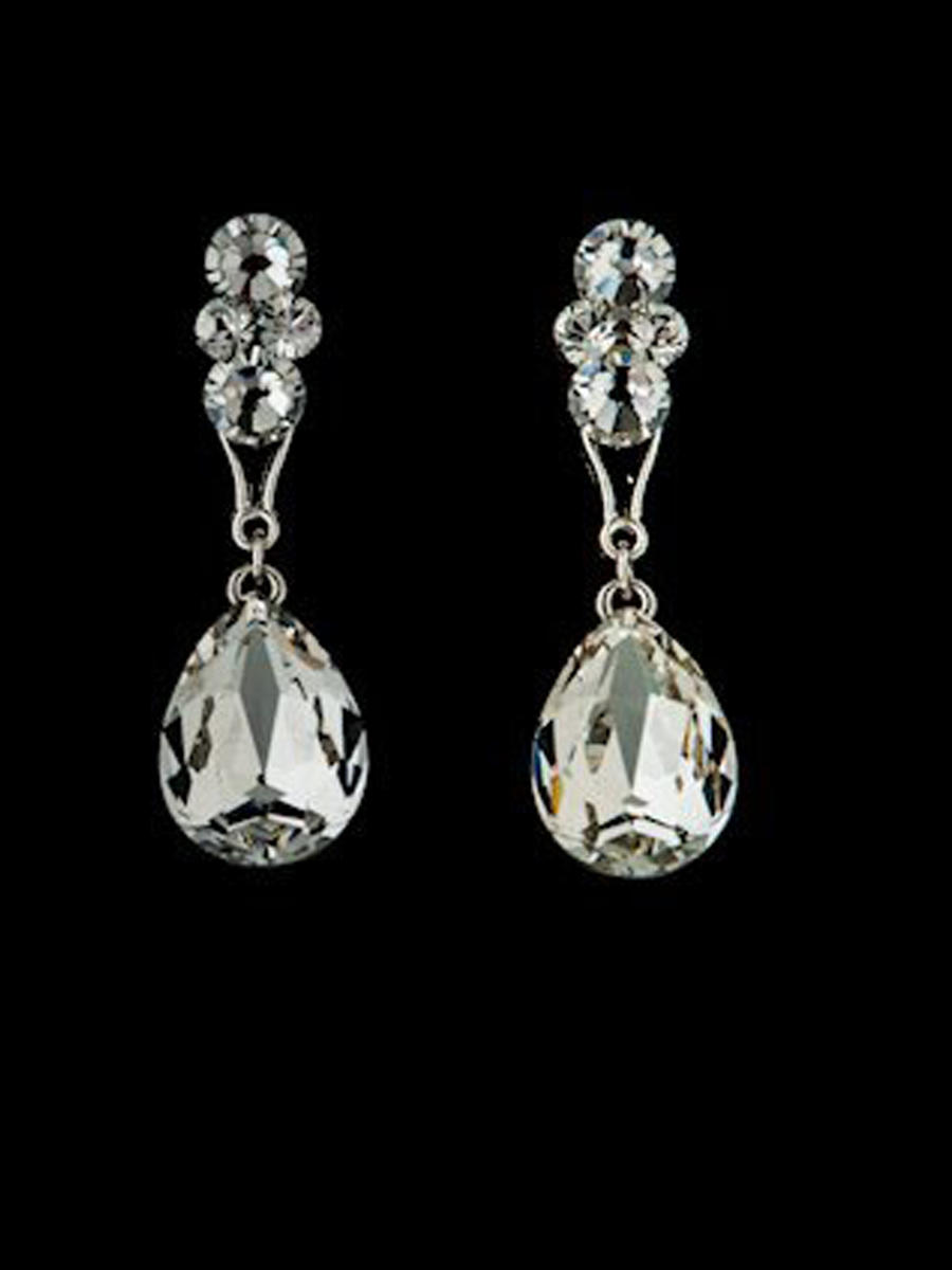 JIM BALL DESIGN - Pear Drop earring