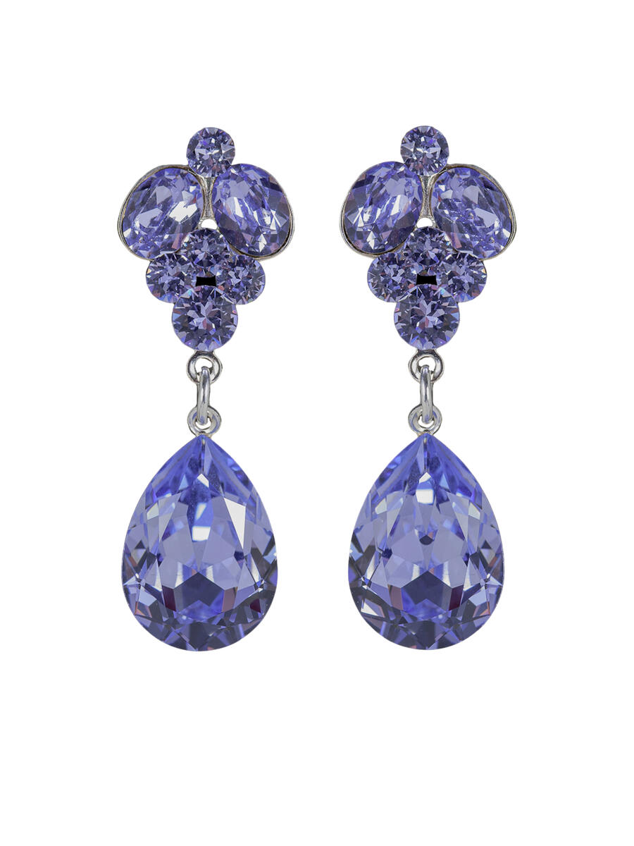 JIM BALL DESIGN - Crystal Drop Earring