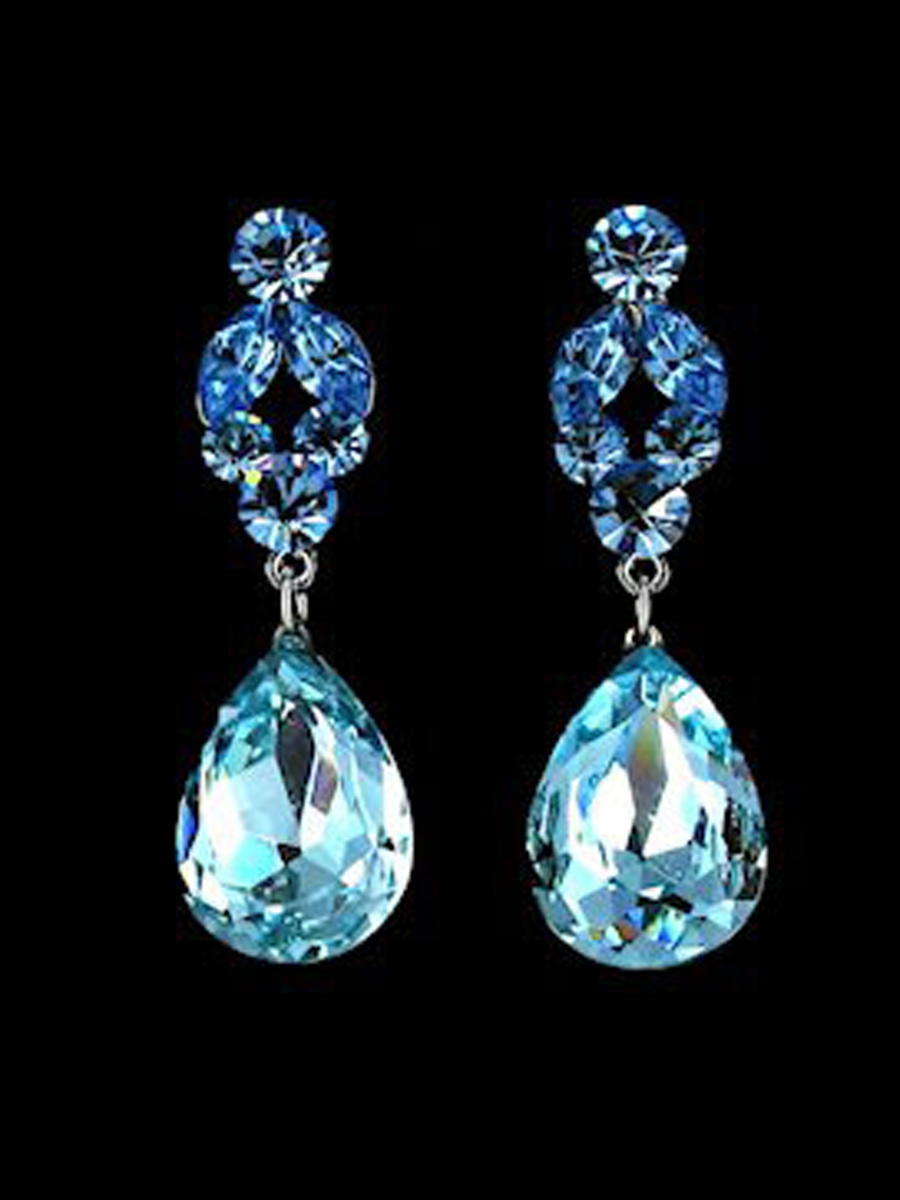 JIM BALL DESIGN - Crystal Earring
