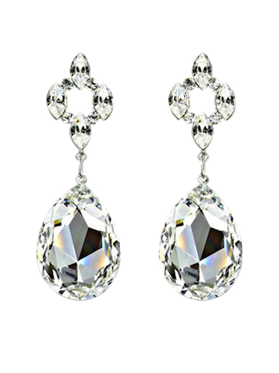 JIM BALL DESIGN - Swarovski Crystal Earring