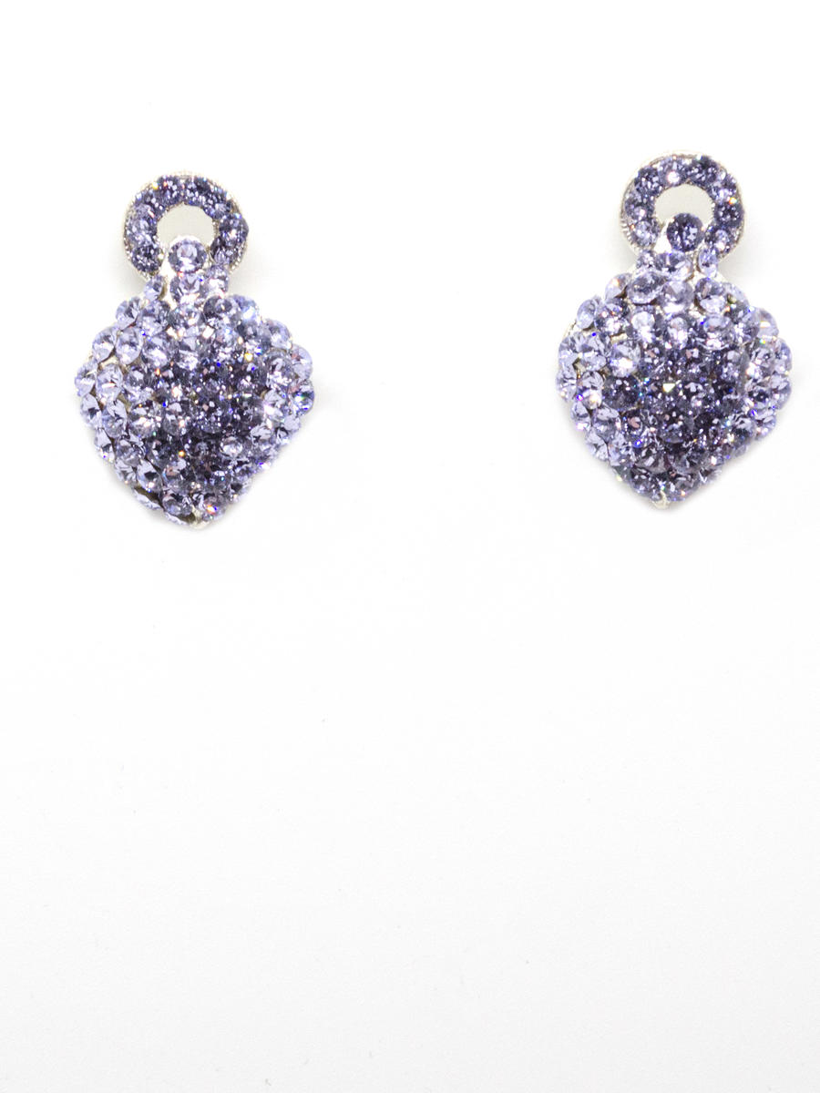 JIM BALL DESIGN - Cristal Stud Earring