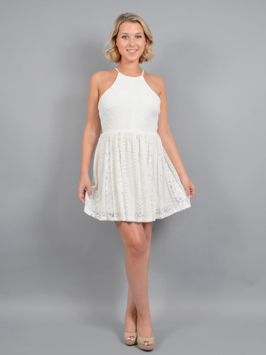 JUMP - Lace Party Dress