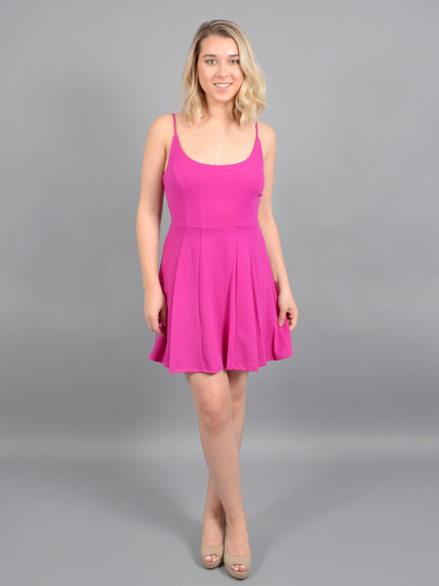JUMP - Flair Tank Lycra Dress