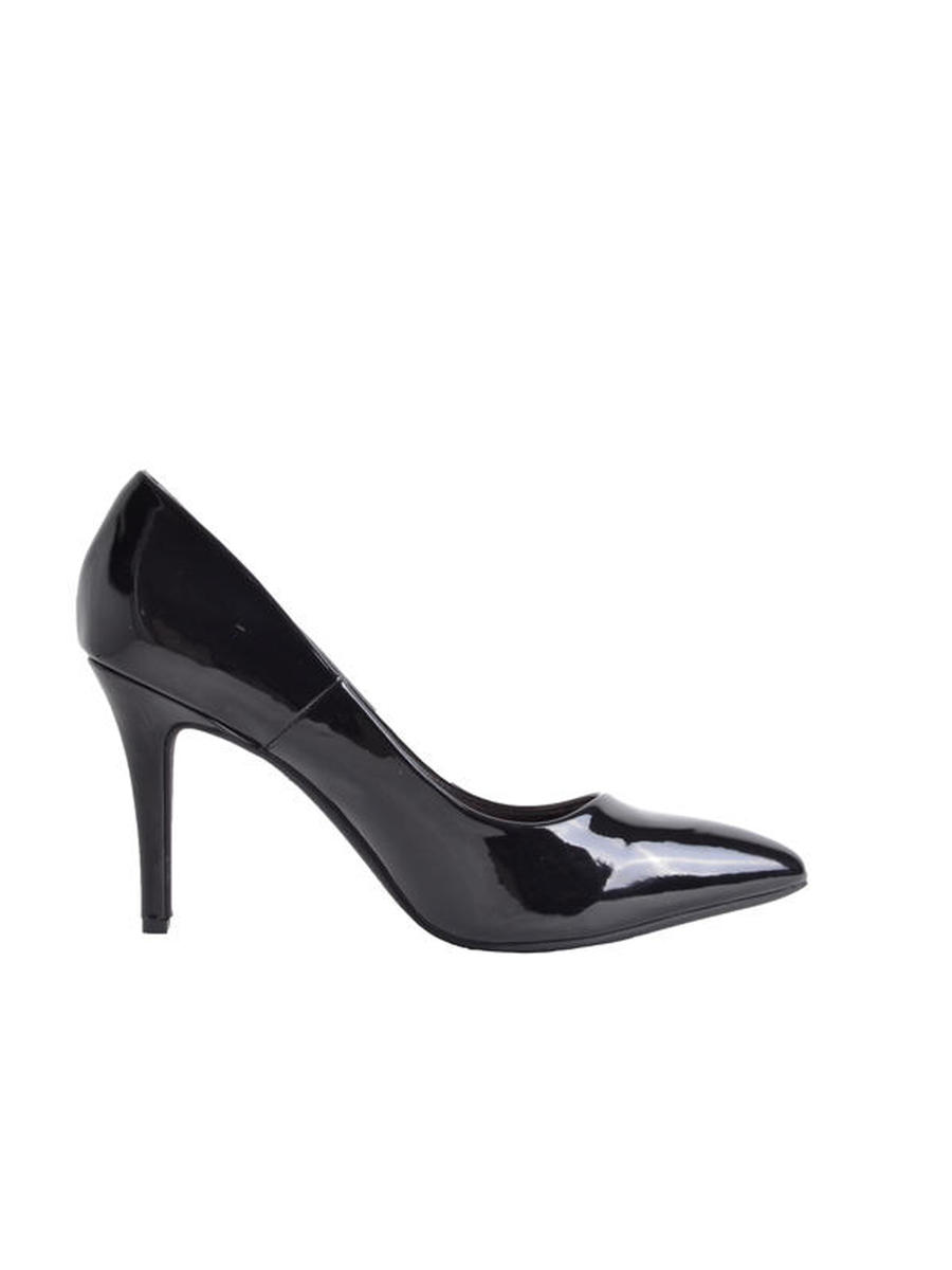 Lady Couture - Patent Pointed Heel Pump