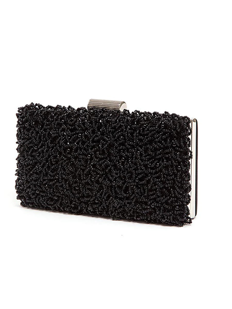 Lady Couture - Sequin Beaded Clutch JULIETTEBAG
