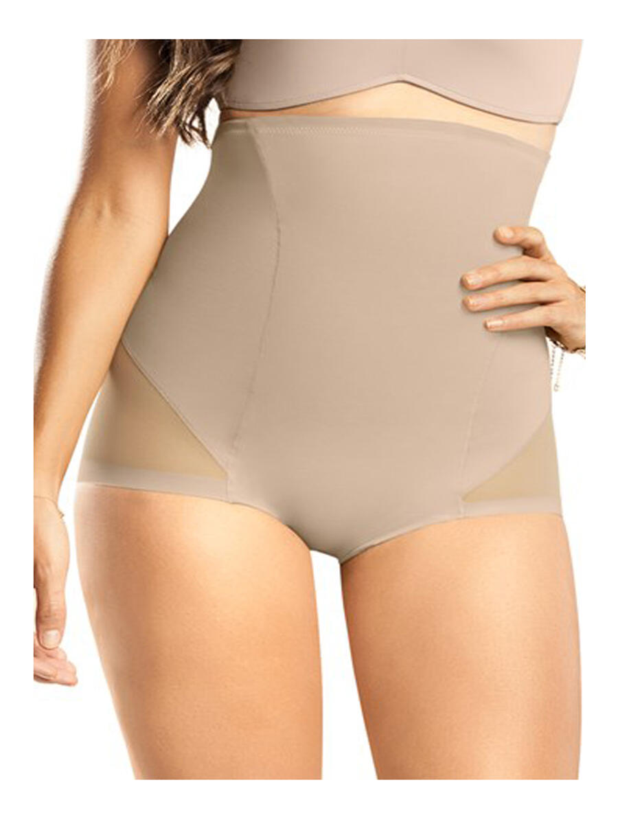 GLOBAL INTIMATES LLC / LEONISA - 9/15 High Waist Sculpting sheer boyshort shaper