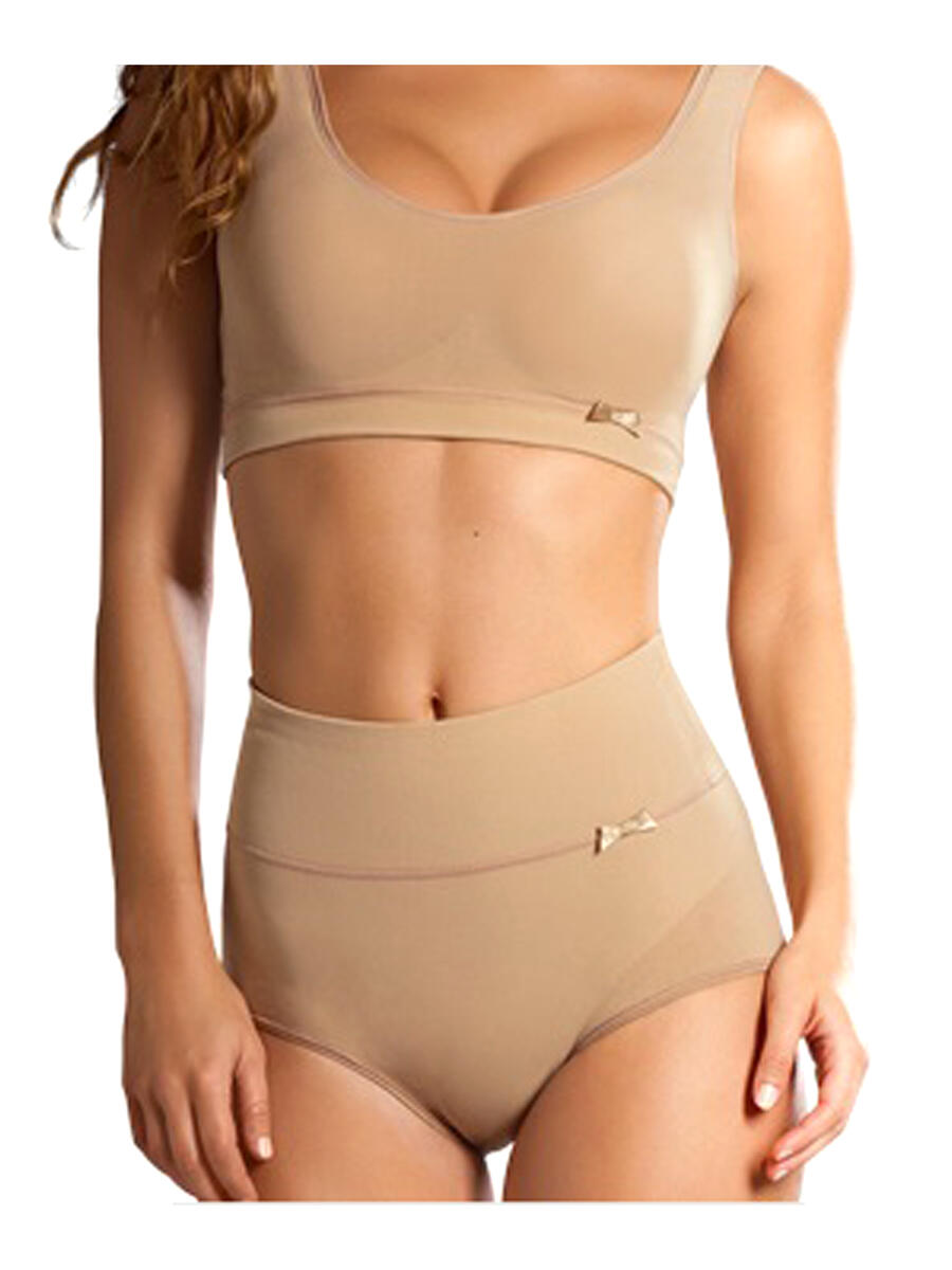 GLOBAL INTIMATES LLC / LEONISA - Hight Waisted Brief