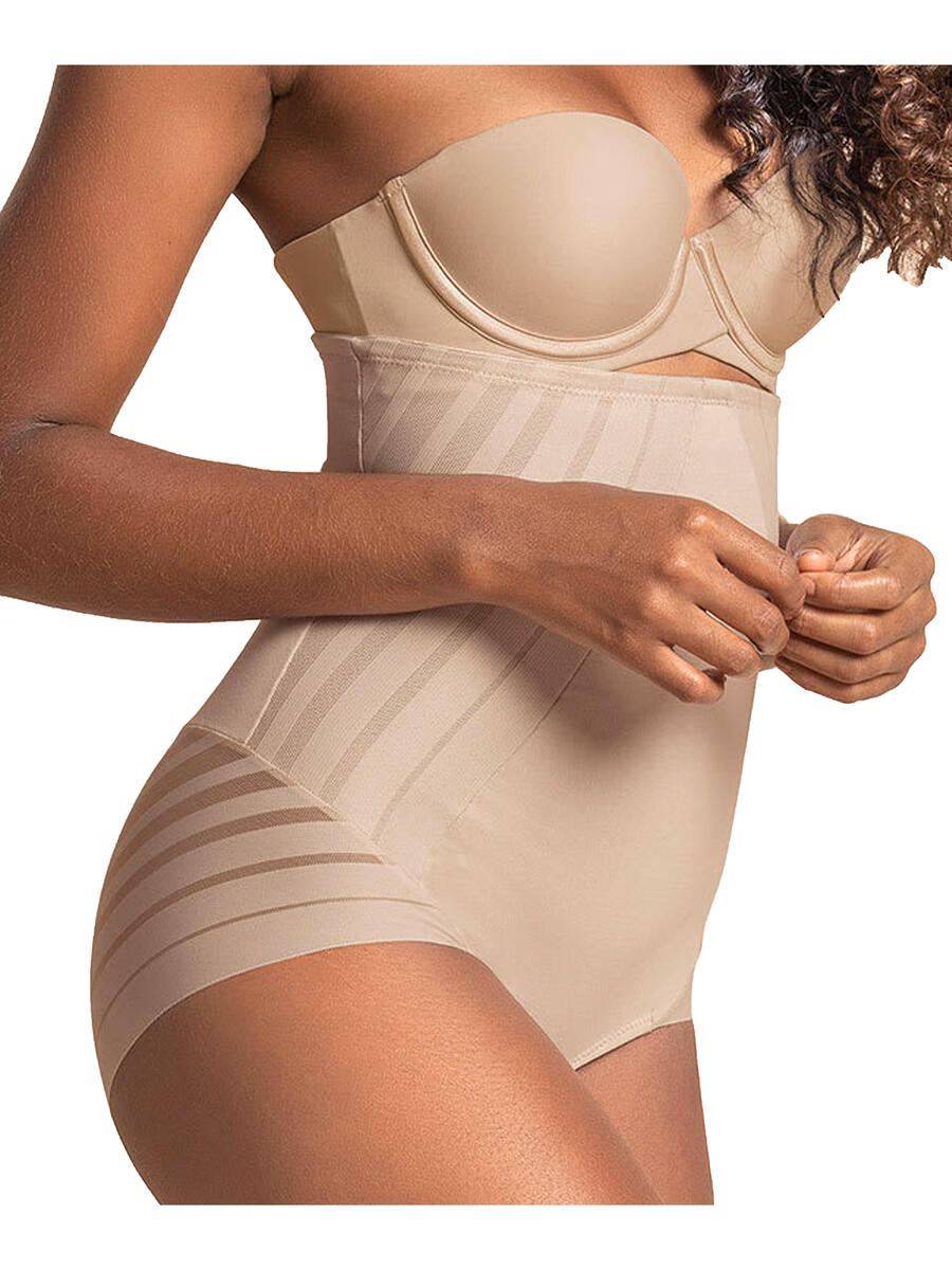 GLOBAL INTIMATES LLC / LEONISA - 8/16 HIGH WAIST INVISIBL PANTY