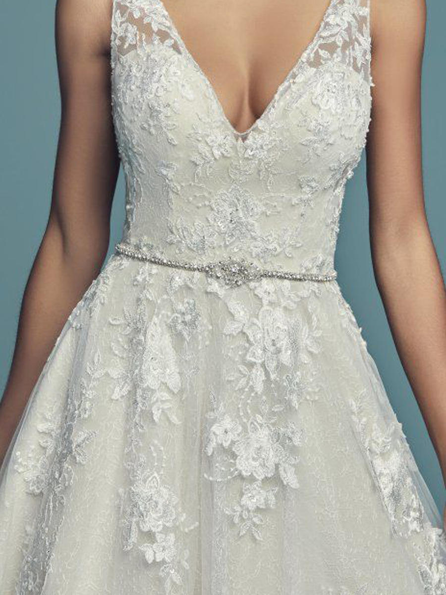 Maggie Sottero - 7MS339MC/Belt
