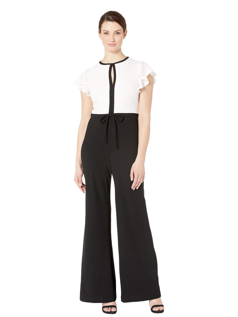MARINA - Jersey Jumpsuit Short Sleeve