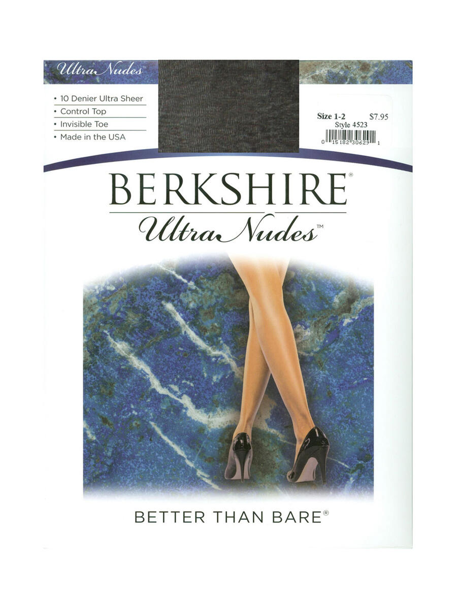 MAYER  BERKSHIRE HOSE - BETTER THAN BARE