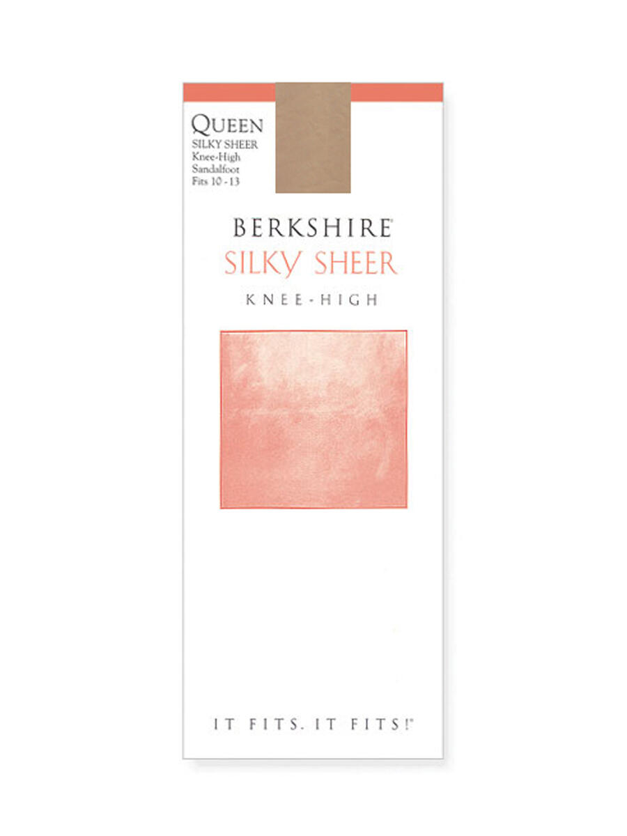 MAYER  BERKSHIRE HOSE - QUEEN KNEE HIGH