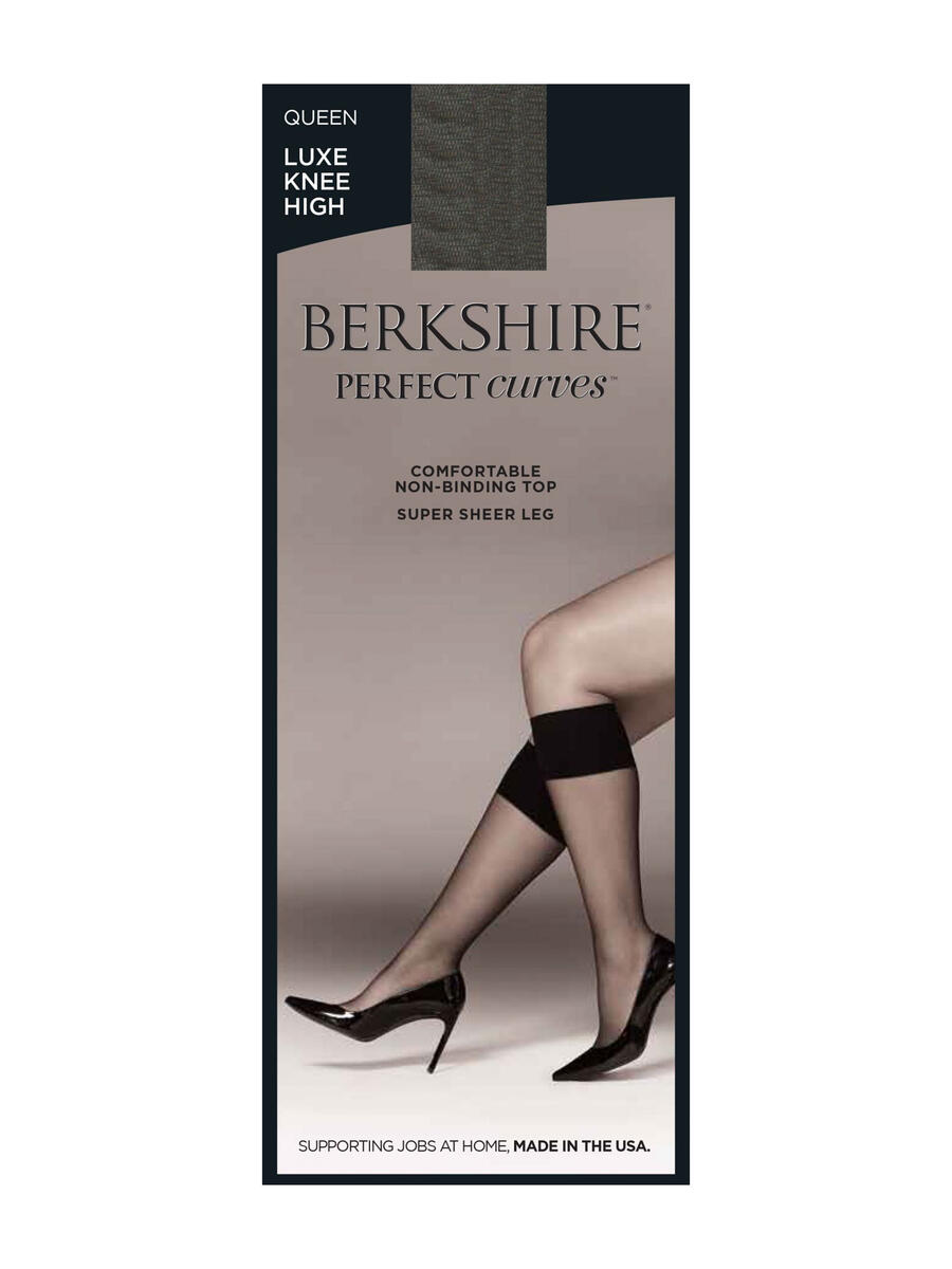 MAYER  BERKSHIRE HOSE - 9/16   QUEEN SIZE  COMFORT TOP