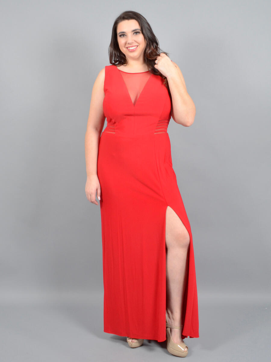 Plus Size Long Gowns Estelle\'s Dressy Dresses in Farmingdale ...