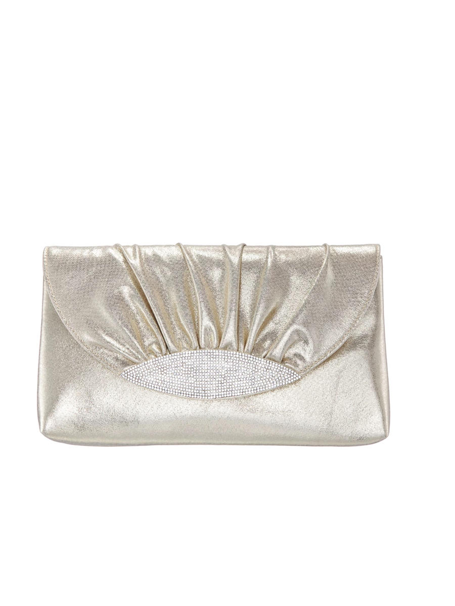 NINA FOOTWEAR CORP - Soft Metallic Envelope