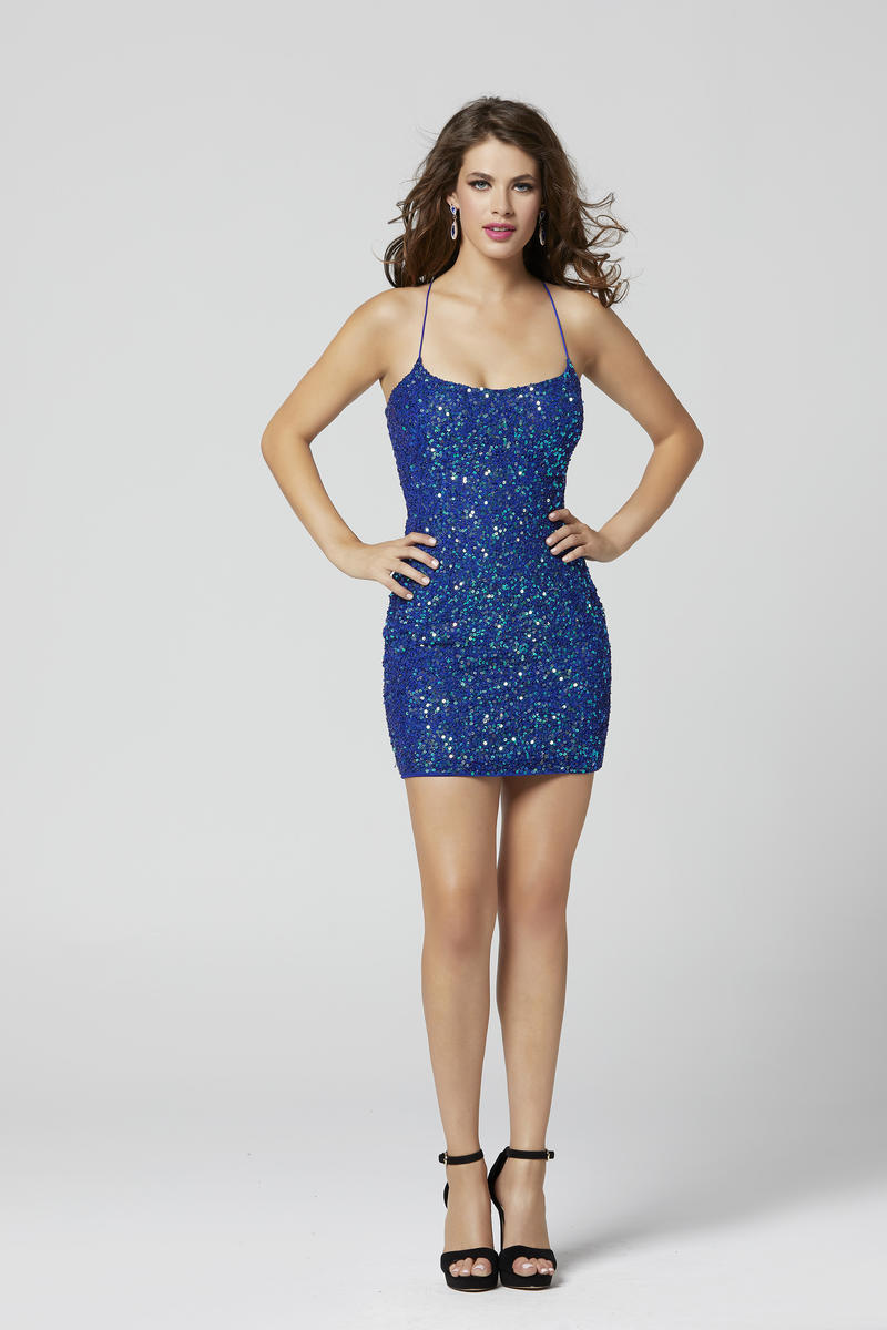 Primavera Couture - Sequin Dress